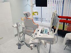 小児歯科に力を入れています